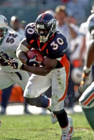 2001 Denver Broncos Season