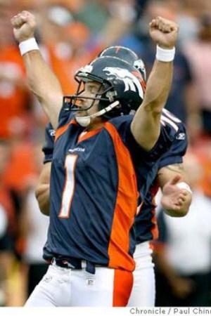 2007 Denver Broncos Season