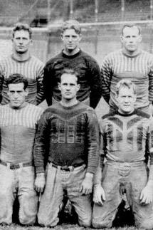1933 Portsmouth Spartans Season