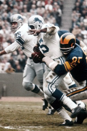 1962 Detroit Lions Season