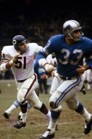 1965 Detroit Lions Season