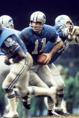 1971 Detroit Lions Season