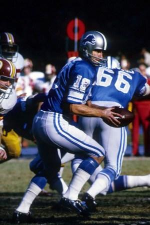 1973 Detroit Lions Season
