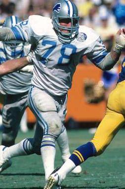 1982 Detroit Lions Season