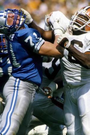 1986 Detroit Lions Season