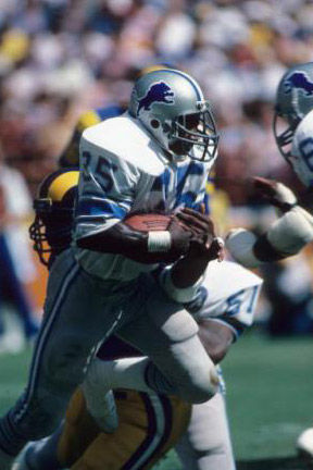 1987 Detroit Lions Season