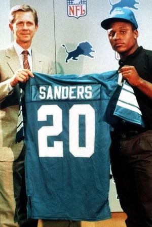 1989 Detroit Lions Season
