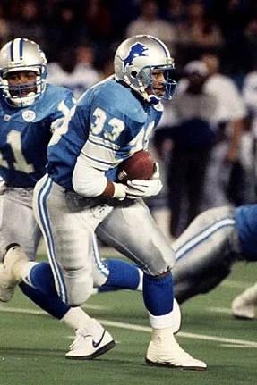 1991 Detroit Lions Season