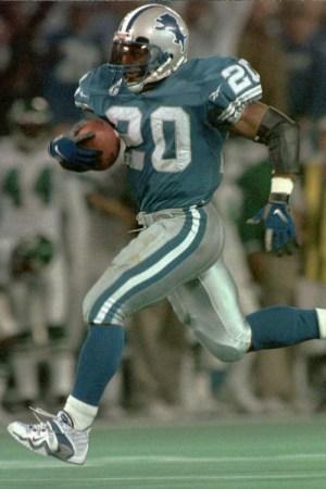 1995 Detroit Lions Season