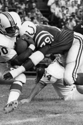 1977 Baltimore Colts Season