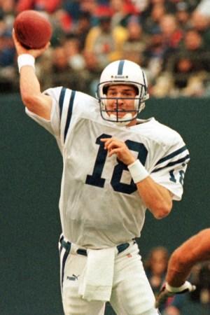1999 Indianapolis Colts Season