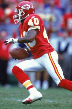 1995 Kansas City Chiefs Season