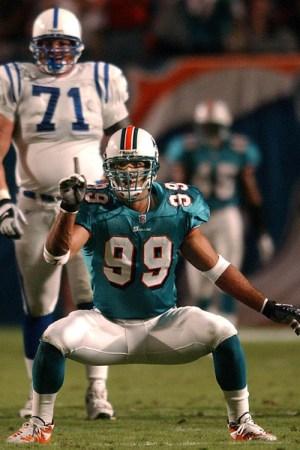 2000 Miami Dolphins Season