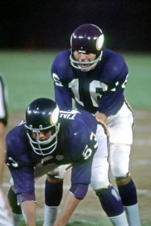 1971 Minnesota Vikings Season