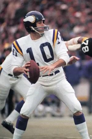 1972 Minnesota Vikings Season