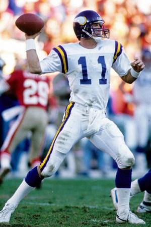 1989 Minnesota Vikings Season