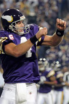 2010 Minnesota Vikings Season