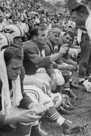 1960 Boston Patriots Season