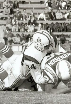 1961 Boston Patriots Season
