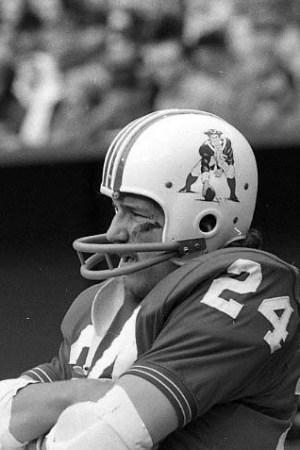 1971 New England Patriots Season
