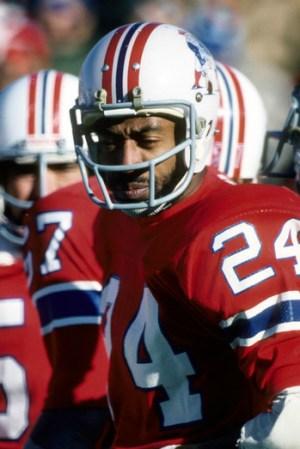 1975 New England Patriots Season