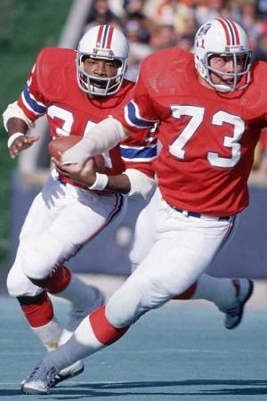 1976 New England Patriots Season