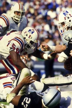 1985 New England Patriots Season