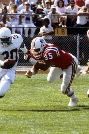 1986 New England Patriots Season