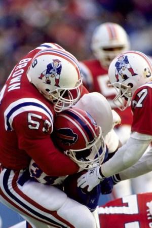1989 New England Patriots Season