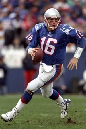 1998 New England Patriots Season