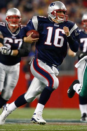 2008 New England Patriots Season