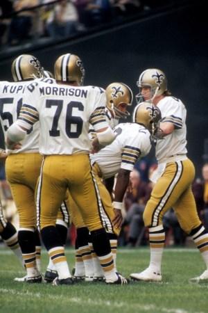 1971 New Orleans Saints Season