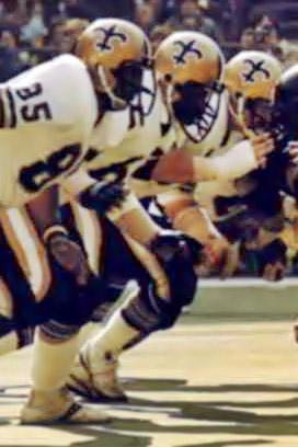 1974 New Orleans Saints Season