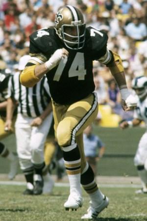1975 New Orleans Saints Season