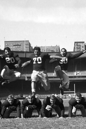 1941 New York Giants Season