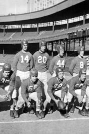 1943 New York Giants Season