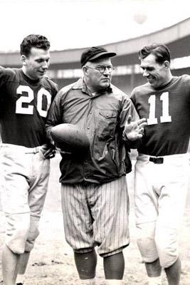 1945 New York Giants Season