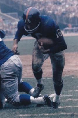 1957 New York Giants Season