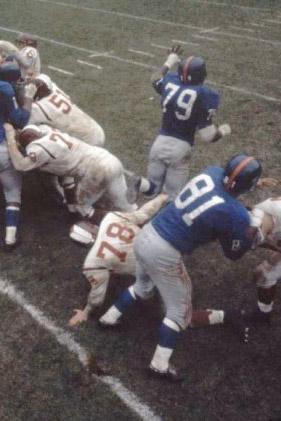 1960 New York Giants Season