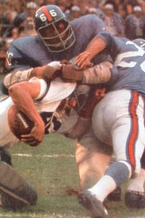 1968 New York Giants Season