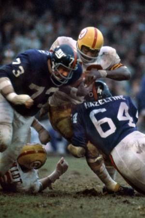 1970 New York Giants Season