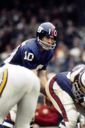 1971 New York Giants Season