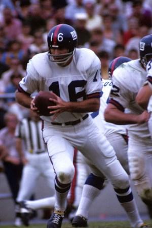 1972 New York Giants Season