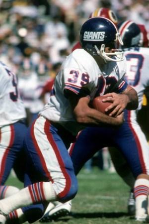 1976 New York Giants Season