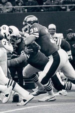 1977 New York Giants Season