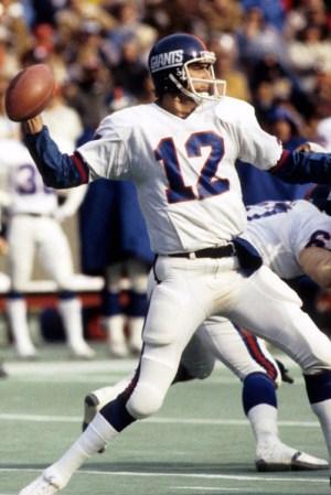 1982 New York Giants Season