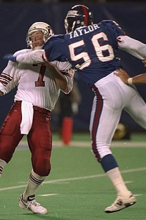 1993 New York Giants Season