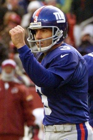 1996 New York Giants Season