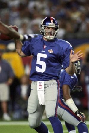 2001 New York Giants Season