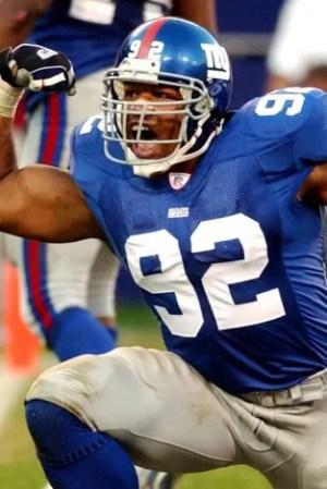 2002 New York Giants Season